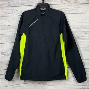 NWOT UNDER ARMOUR Golf Windbreaker Jacket